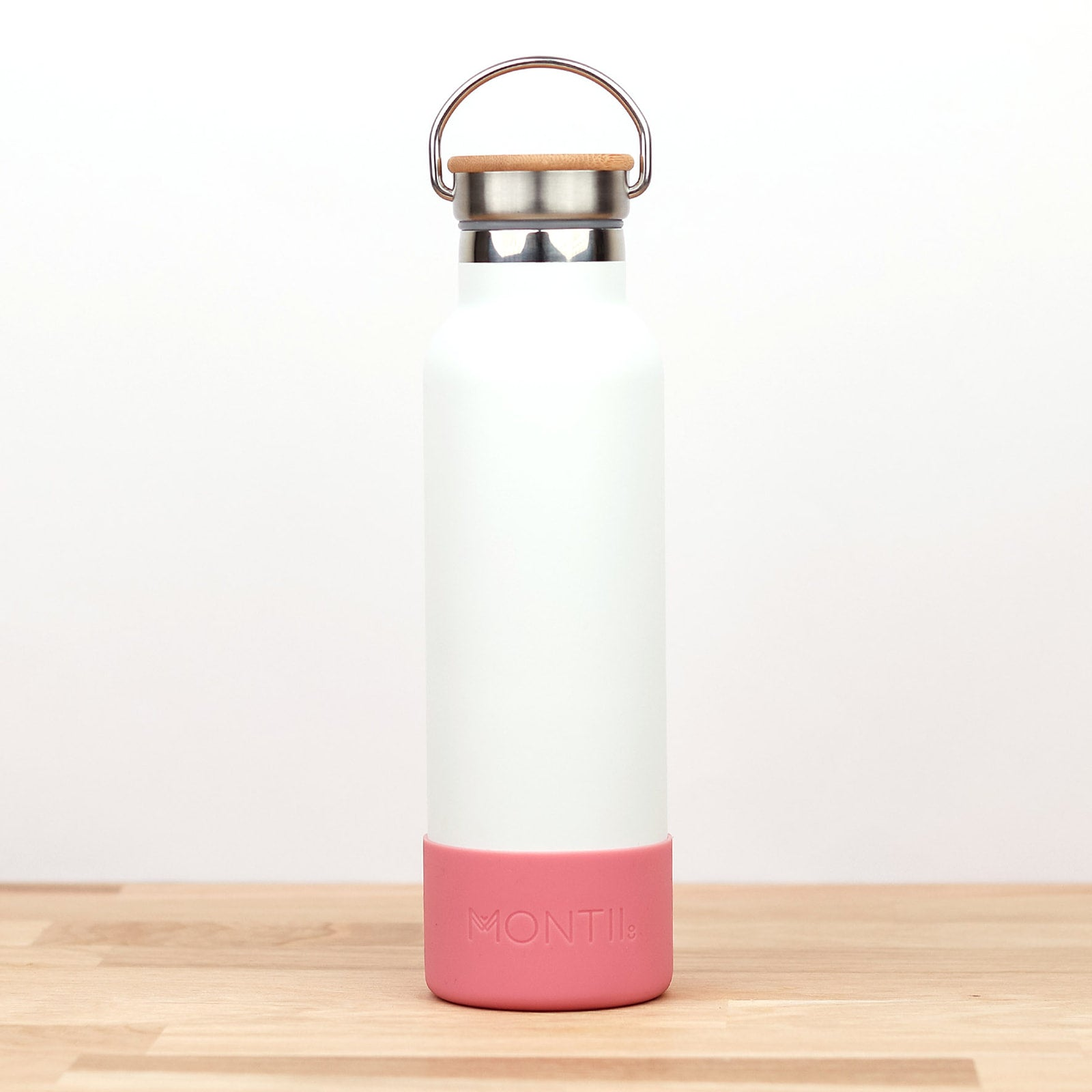 MontiiCo Bumper - Rouge-Drink Bottle-Lunchbox Mini