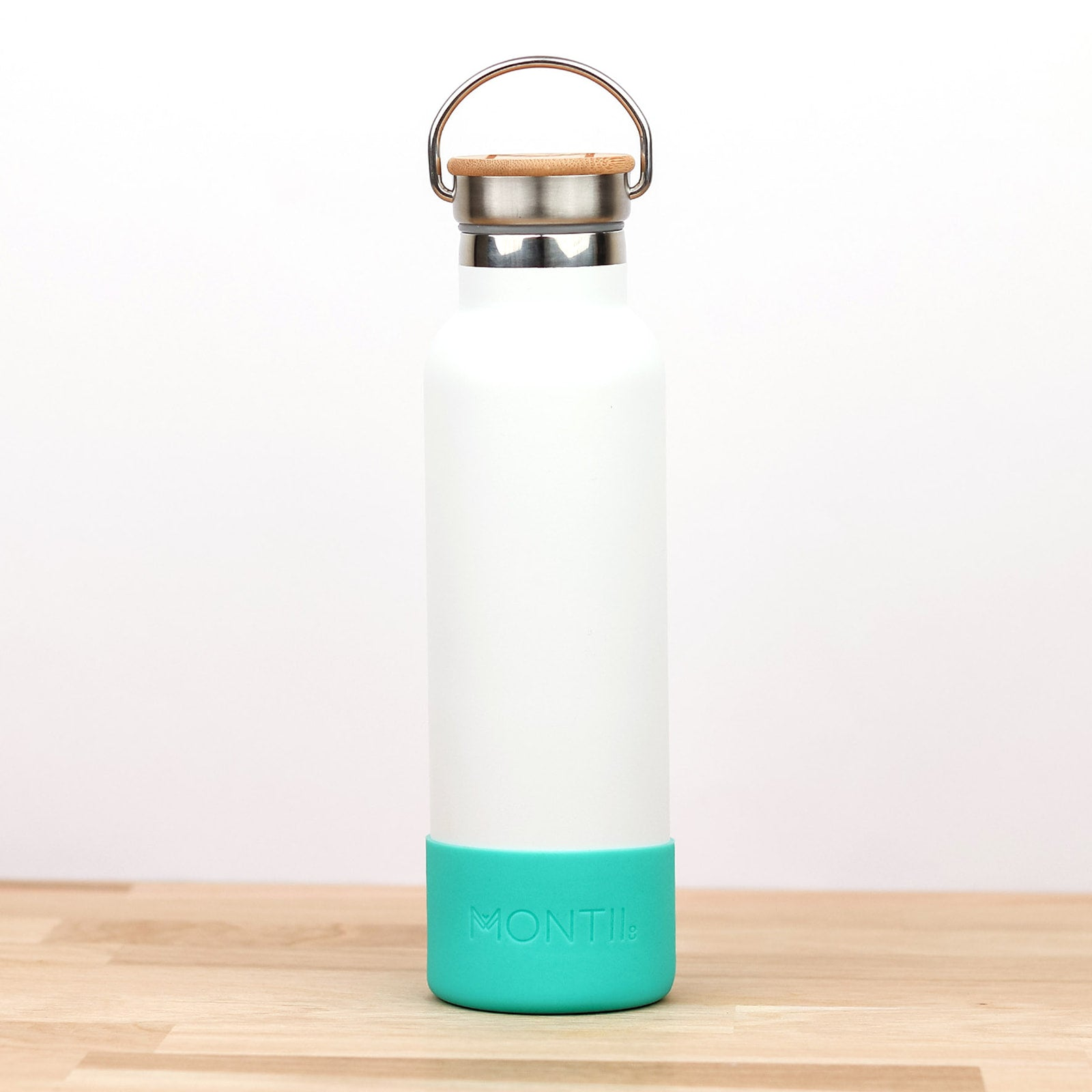 MontiiCo Bumper - Teal-Drink Bottle-Lunchbox Mini