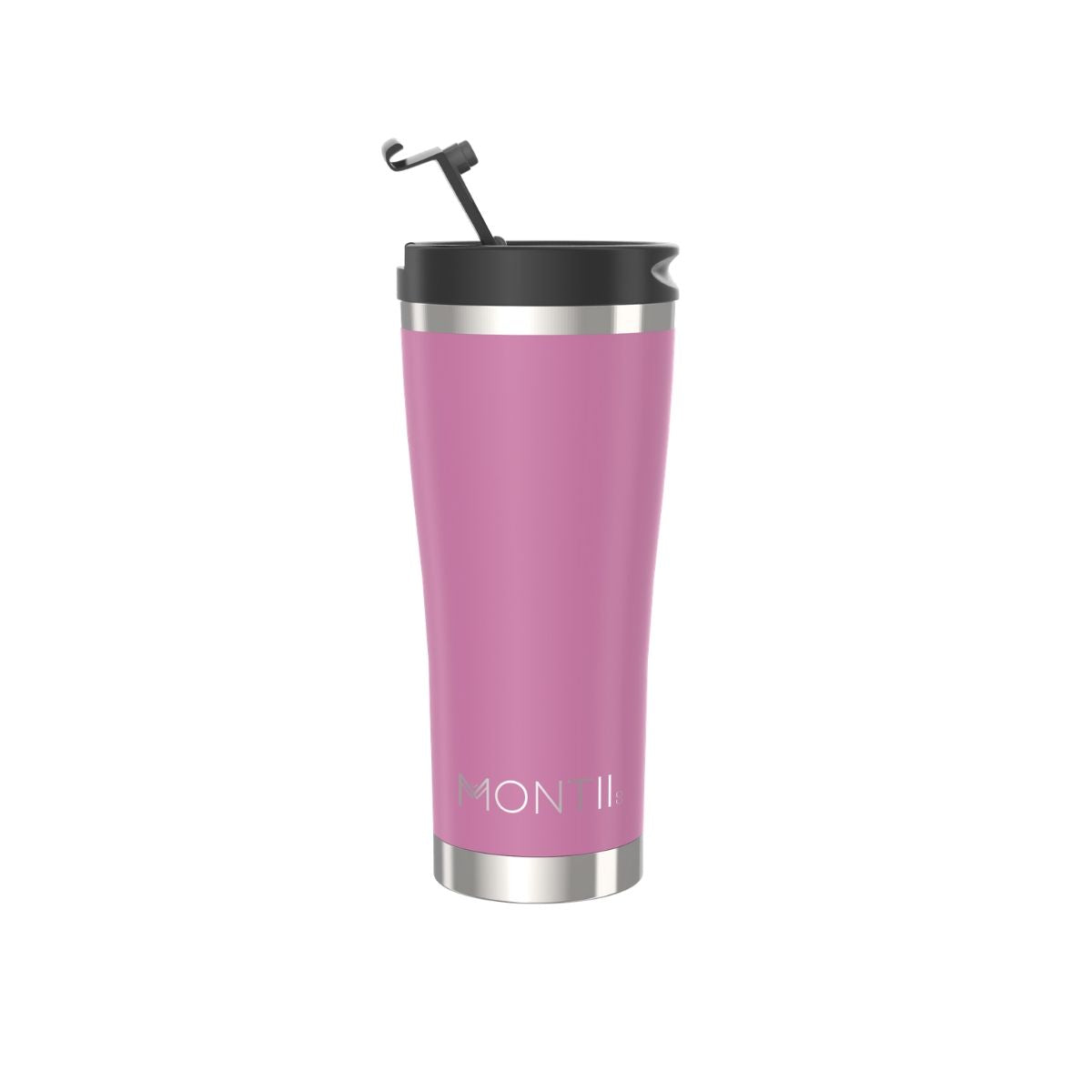 MontiiCo Mega Coffee Cup - Rose-Drink Bottle-Lunchbox Mini