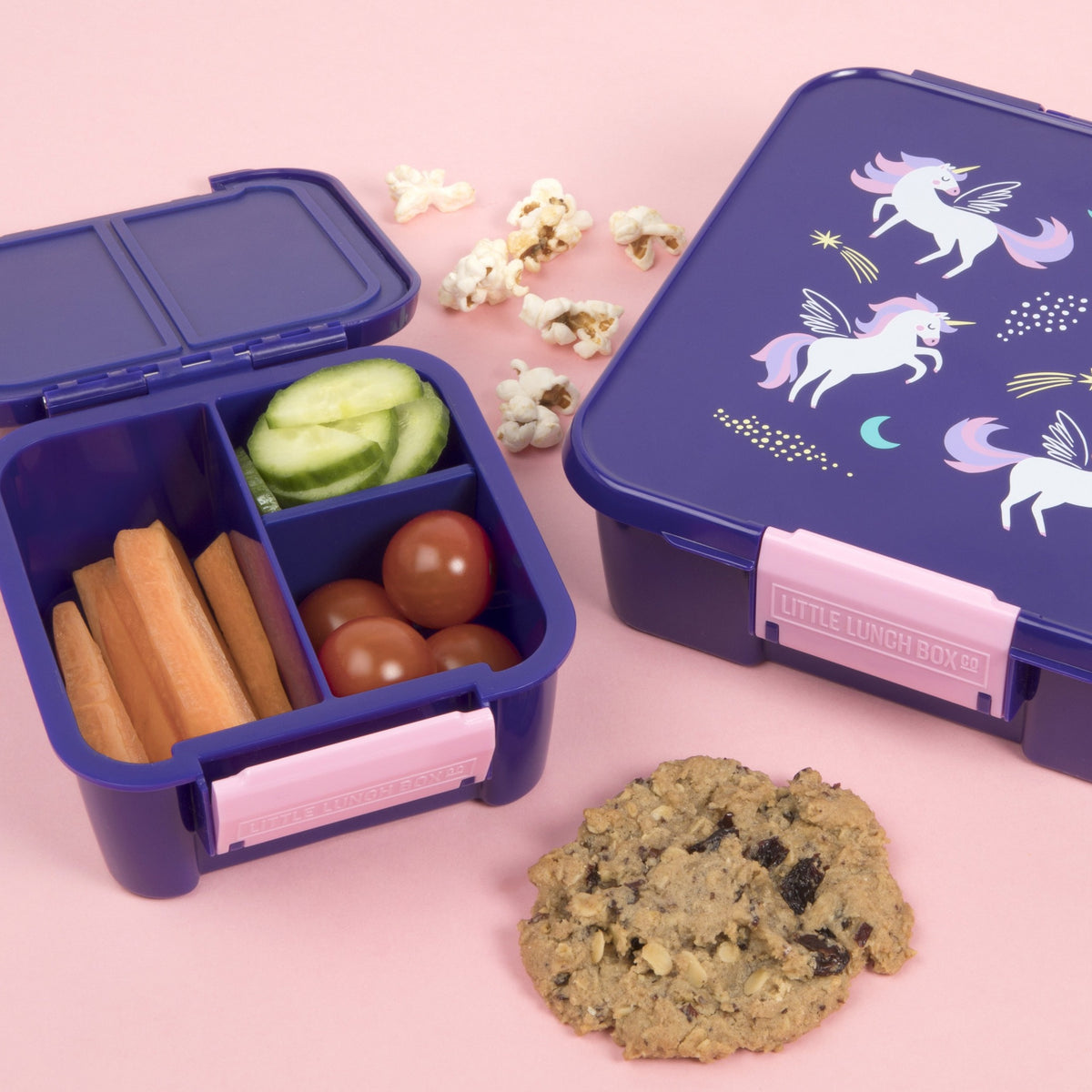 Bento Two - Magical Unicorn - NEW - Pre-Orders OPEN!-Lunchbox-Lunchbox Mini