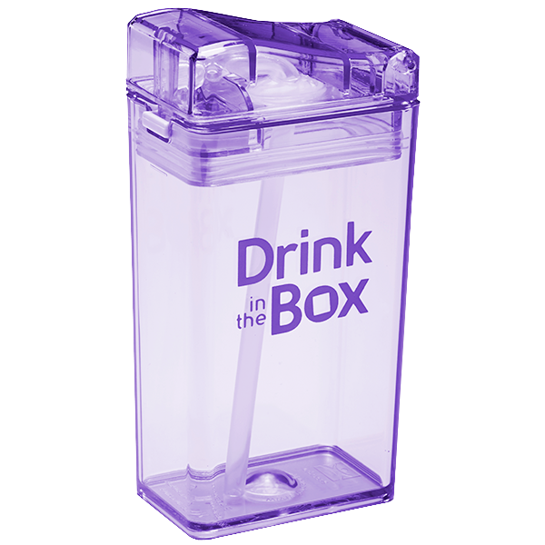 Drink in the Box, Small - Purple