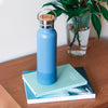 MontiiCo Original Drink Bottle - Slate-Drink Bottle-Lunchbox Mini