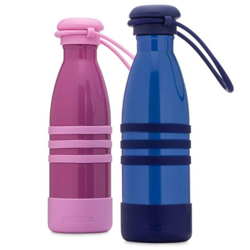 Yumbox Aqua Insulated Drink Bottle – Ocean Blue