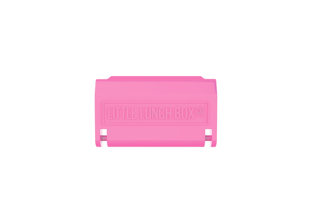 Little Lunchbox Co Bento Latch - Pink Yellow Glitter