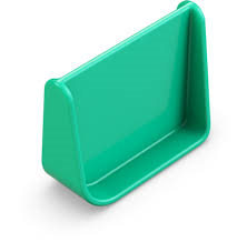 OmieBox Additional Divider - Green Meadow-Lunchbox Mini