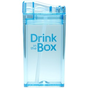 Drink in the Box, Small - Blue-Drink Bottle-Lunchbox Mini