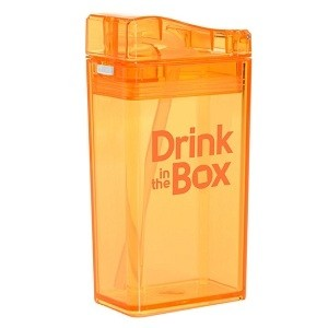 Drink in the Box, Small - Orange