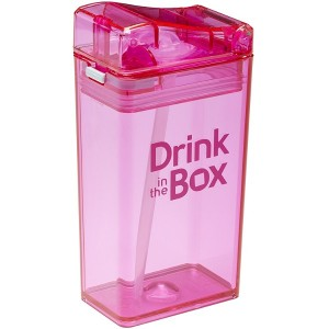 Drink in the Box, Small - Pink