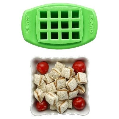 Funbites Sandwich Cutter-Cutters-Lunchbox Mini