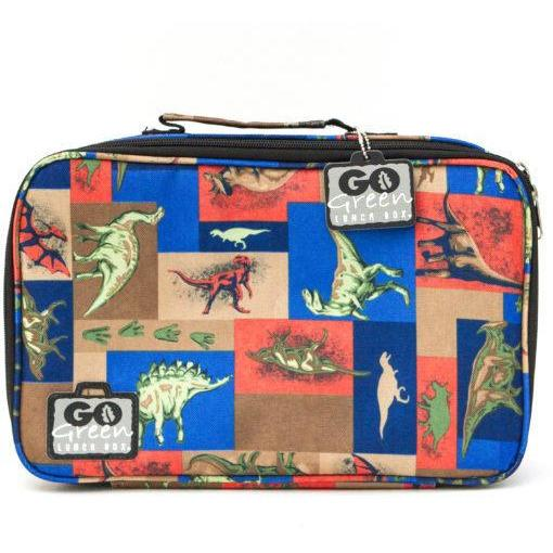 Go Green Original Bag - Jurassic (no lunch box included)-Lunchbox-Lunchbox Mini
