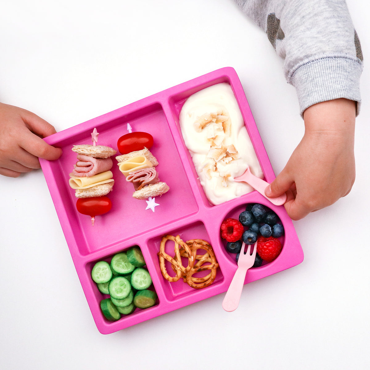 Stix by Lunch Punch - Pink-Picks-Lunchbox Mini