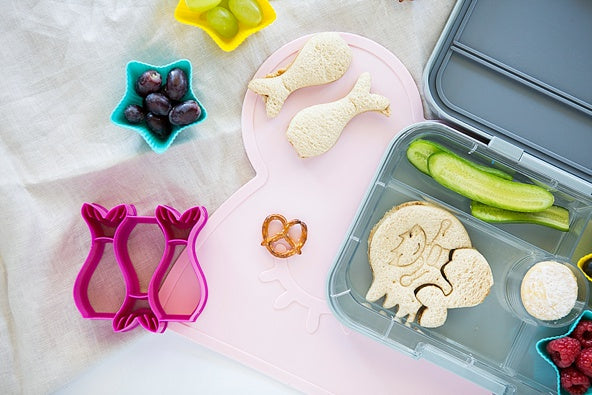 Lunch Punch Sandwich Cutter - Mermaid-Lunchbox Mini