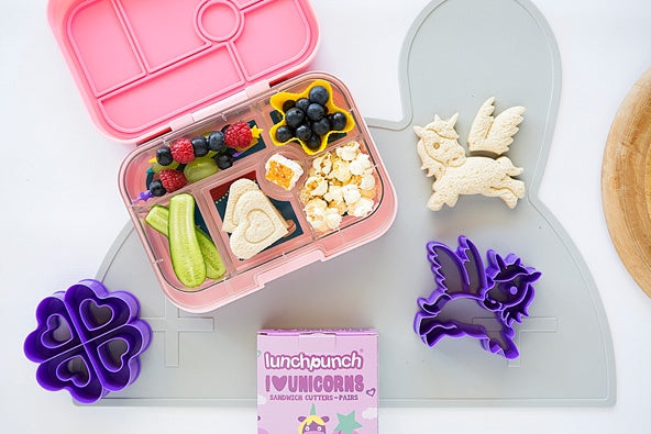 Lunch Punch Sandwich Cutter - Unicorn