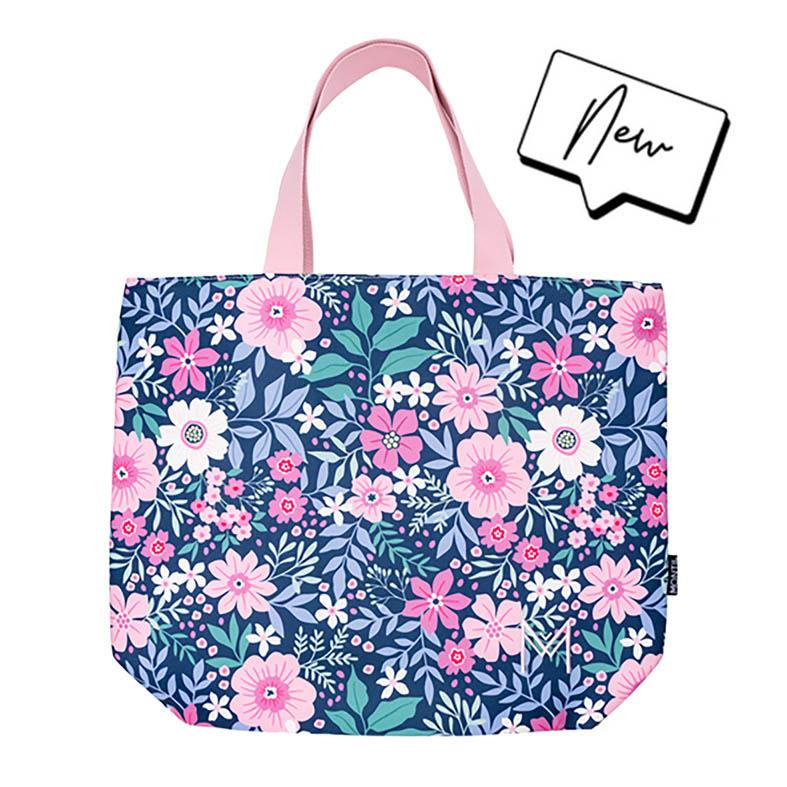 MontiiCo Insulated Tote Bag - Wildflower