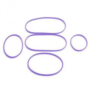 Go Green Original Replacement Seals - Purple