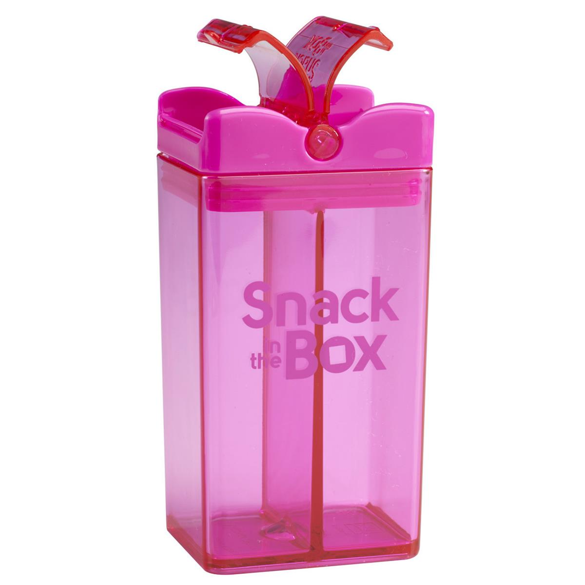 Snack In The Box - Pink-Lunchbox-Lunchbox Mini