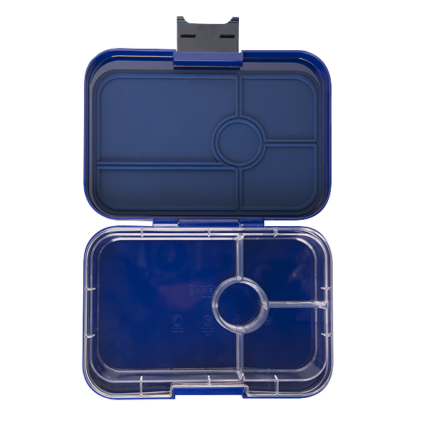 Yumbox Tapas 4 Compartment - Portofino Blue