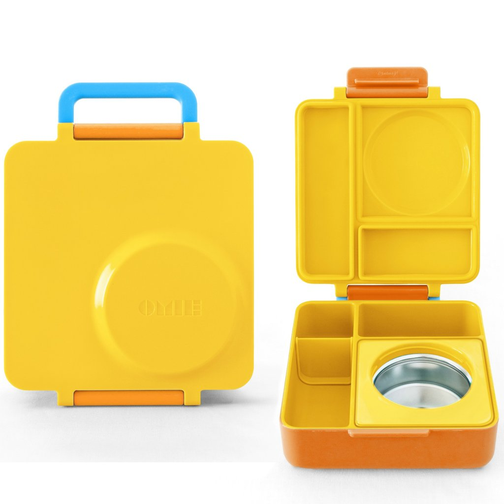 OmieBox - Yellow Sunshine-Lunchbox-Lunchbox Mini