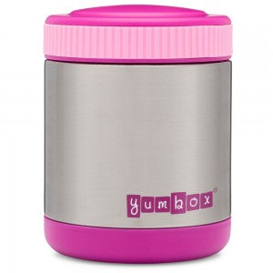Zuppa Insulated Food Jar - Bijoux Purple Inc Spoon