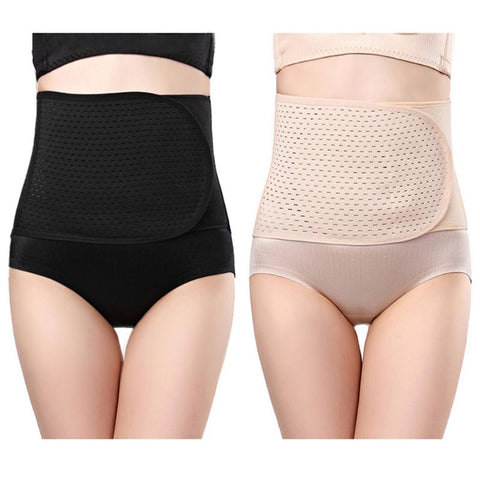 Belly Abdomen Postpartum Belt Maternity Women Body Slimming Shapewear Breathable Waist Trainer Fitness Corset Postnatal Supplies