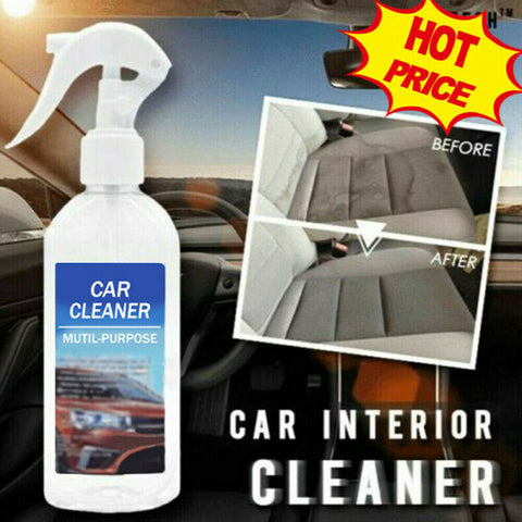 Hot Selling 100ML New Multi - Functional Foam Cleaner All - Purpose Water Cleaner Car Interior Cleaning Agent Cleaning Chemicals