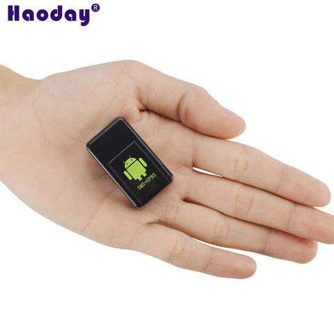 Portable Mini GSM/GPRS tracker Network Video Talking Locator GF-08 3.7V 400mAh Li-ion battery Long Standby Time mini gsm tracker