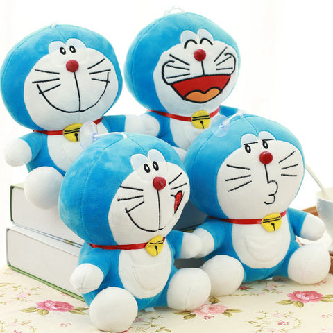 20cm Stand By Me Doraemon Plush Toy Doll Cat Kids Gift Baby Toy Cute Plush Animal Plush Best Gifts For Babys And Girls