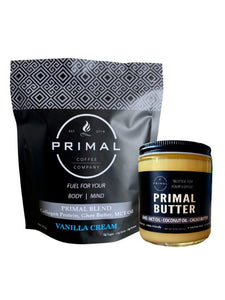 Primal Blend Full Size Bag + Primal Butter