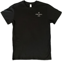 Load image into Gallery viewer, Primal Tee 2.0 - Black