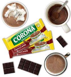 Corona Chocolate Cloves & Cinnamon   20x250g