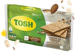Noel TOSH Fusion Cereals 24x385g
