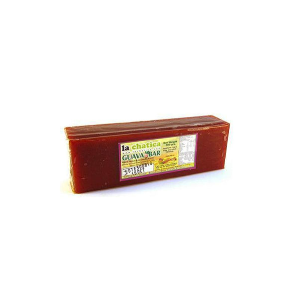 Chatica Guava Bar - Bocadillo 500g - Chatica