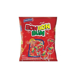 Colombina Bon BON  Bum Strawberry 15x24u x17gr