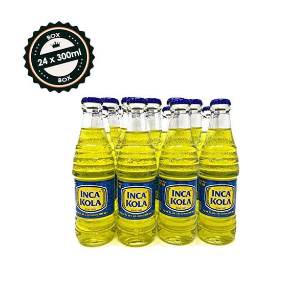 Inca Kola (24 bottles x 300 ml) - Chatica