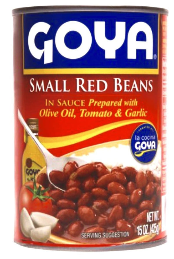 Goya Canned Red Beans 12X425g.