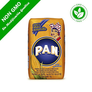 PAN Yellow Non GMO 10x1k