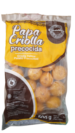 Papa Criolla - Yellow Potato  24x500g