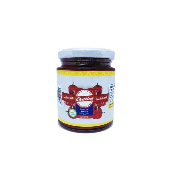 Chatica Rocoto Paste x 227g - Chatica
