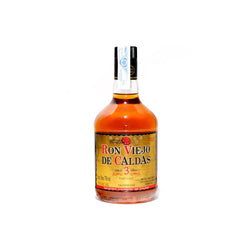RUM VIEJO DE CALDAS 3 YR Traditional Edition12x70cl
