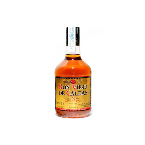 Rum Viejo de Caldas - 3 years (700ml bottle) - Chatica