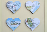 Small 4 Heart/Circle Maps