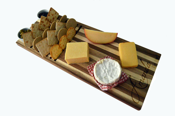 Cheese & Cracker Board