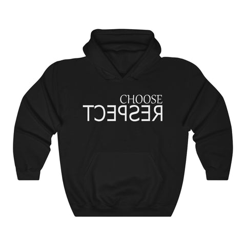 CHOOSE RESPECT Unisex Heavy Blend™ Hooded Sweatshirt