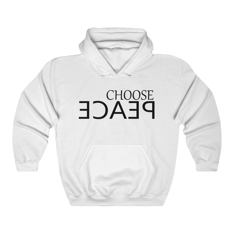 CHOOSE PEACE Unisex Heavy Blend™ Hooded Sweatshirt