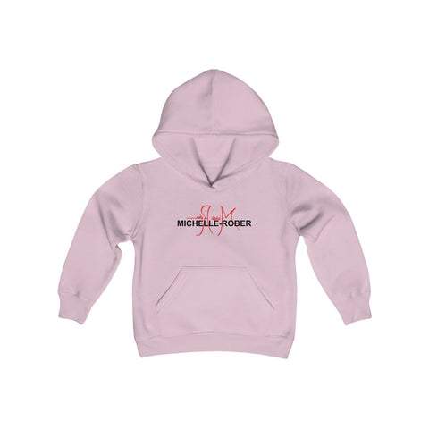 MICHELLE-ROBER    Hero In You     Youth Heavy Blend Hooded Sweatshirt