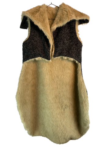 King Fur Cape