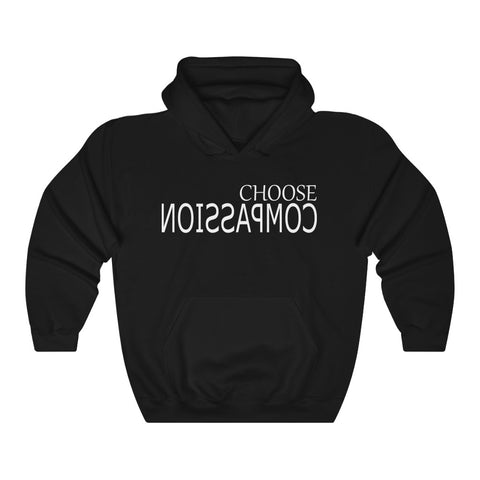 CHOOSE COMPASSION Unisex Heavy Blend™ Hooded Sweatshirt