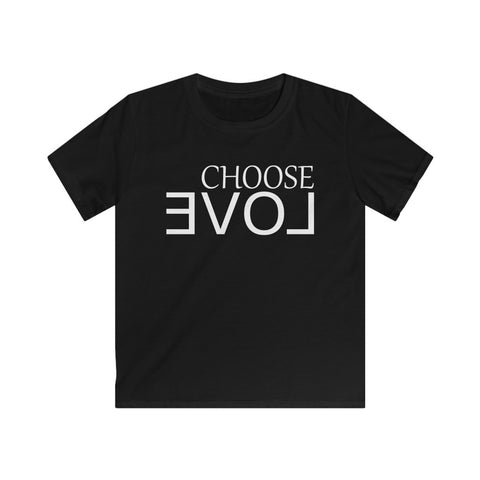 CHOOSE LOVE Kids Softstyle Tee
