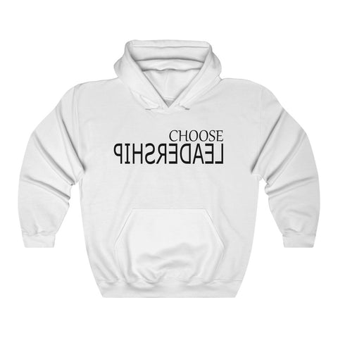 CHOOSE LEADERSHIP Unisex Heavy Blend™ Hooded Sweatshirt