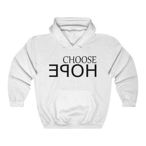 CHOOSE HOPE Unisex Heavy Blend™ Hooded Sweatshirt